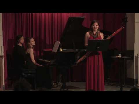 Catherine Chen in Recital, Heliconian Hall
