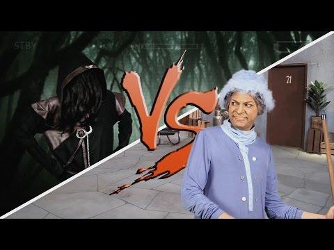 BRUXA DE BLAIR vs. BRUXA DO 71