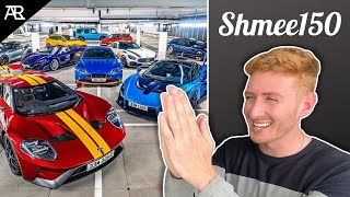 Car Expert Reacts To Shmee150's HUGE Car Collection
