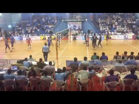 Indian Army  vs KSEB | All India Volleyball Tournament | March 2017
