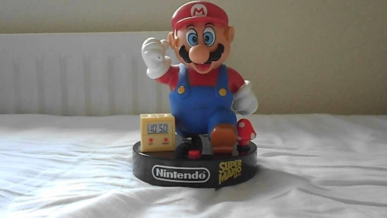 günstig suche nach echtem Shop für neueste Nintendo Super Mario Alarm Clock - YouTube