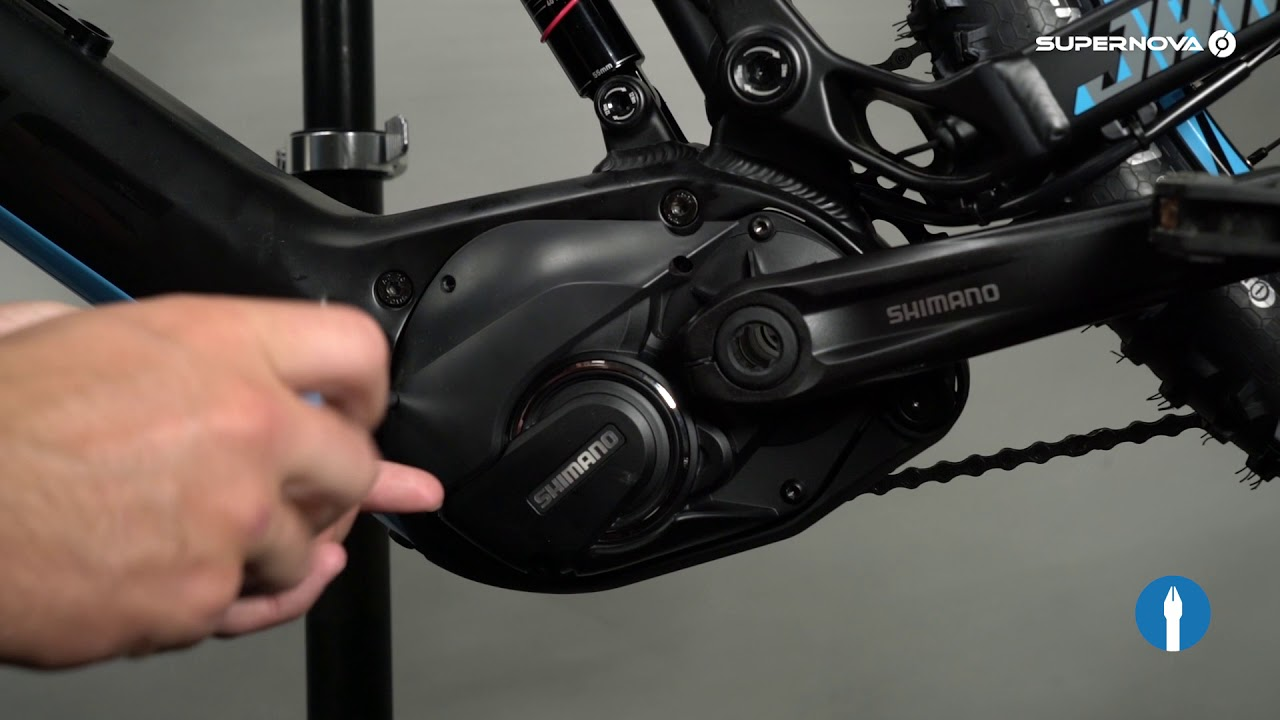 974f516b5d0 Installation of a M99 PURE to a Shimano E8000 system - english - YouTube