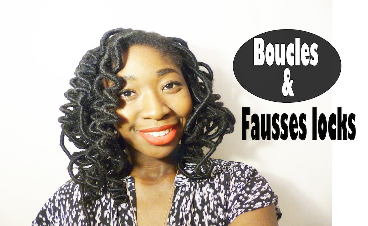 Top TUTO COIFFURE • Boucler ses fausses locks - YouTube TW36