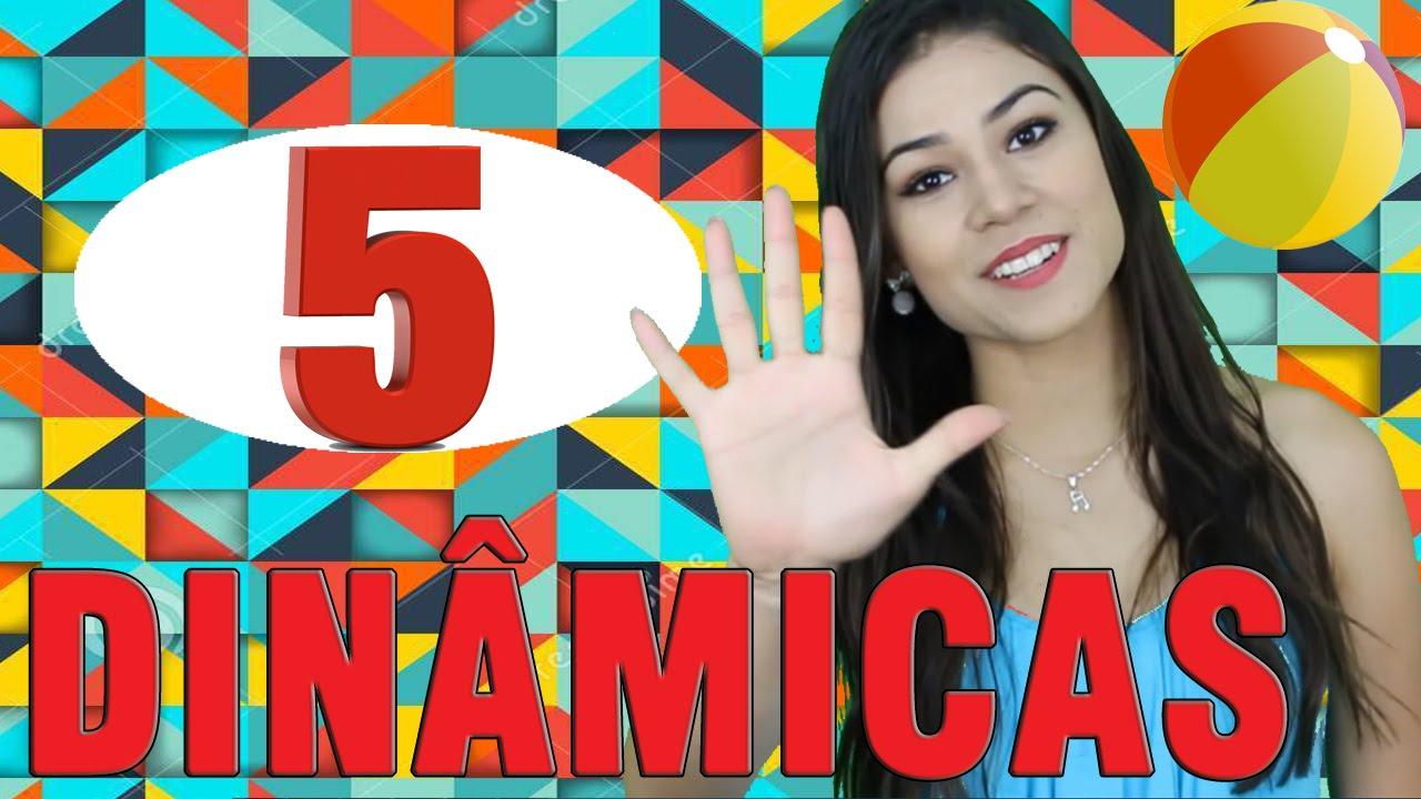 5 Dinâmicas Divertidas Canal Bíblia Sagrada