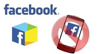 Supprimer un compte Facebook depuis son téléphone