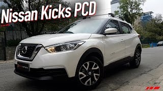 Nissan Kicks S CVT para PCD | Canal Top Speed