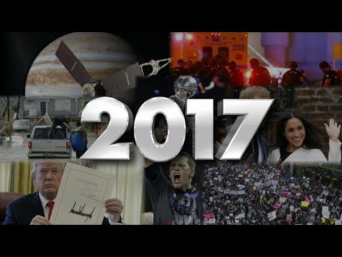 The year in review: 2017 month-by-month