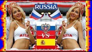 Трейлер 🏆 World Cup RUSSIA 2018 🇷🇺 СПАСИБО СБОРНАЯ 💖 RUSSIA 🇷🇺 5 ⚽ 4  SPAIN