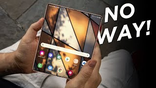 SAMSUNG GALAXY Z FOLD 3 - This Was Unexpected!