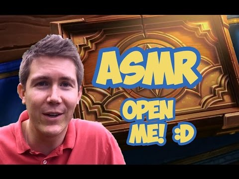 Game ASMR Soft-Spoken Male Voice | Games: Hearthstone | Relaxation, Lip-Smacking & Sleep