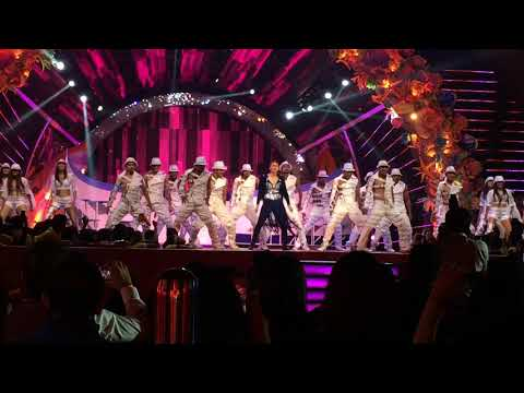 Alia Bhatt dance performance in nickelodeon