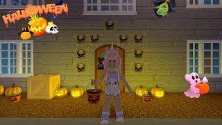 Roblox Halloween Decorating My Mansion In Bloxburg