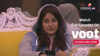 Bigg Boss Season 13 - 24th January 2020 - बिग बॉस - Day 116