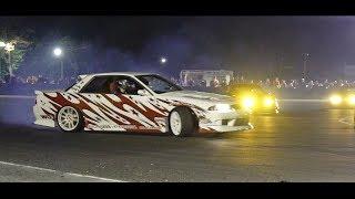 R32 Skyline DESTROYS Thompson Speedway