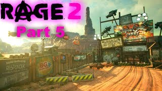 Rage 2 | Part 5 - Trouble in Wellspring