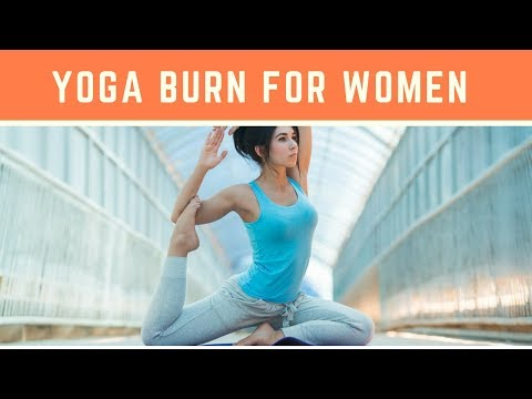 Yoga Burn for Women - Yoga Training for Beginners 2018 - Lose Your Belly Fat