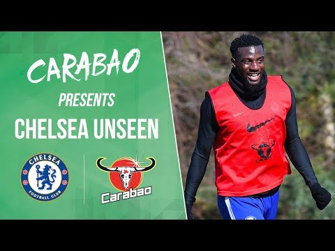 Bakayoko Scores Incredible Solo Goal & Hazard Encounters An Emotional Young Fan | Chelsea Unseen