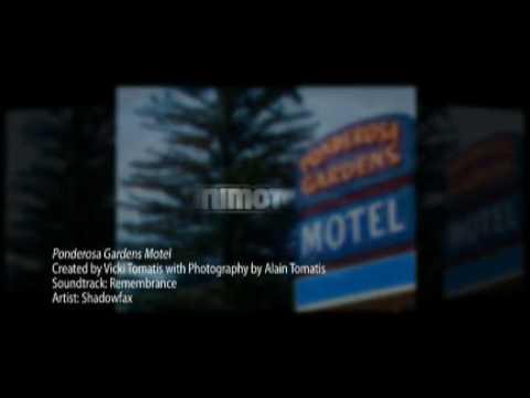 Ponderosa Gardens Motel Youtube