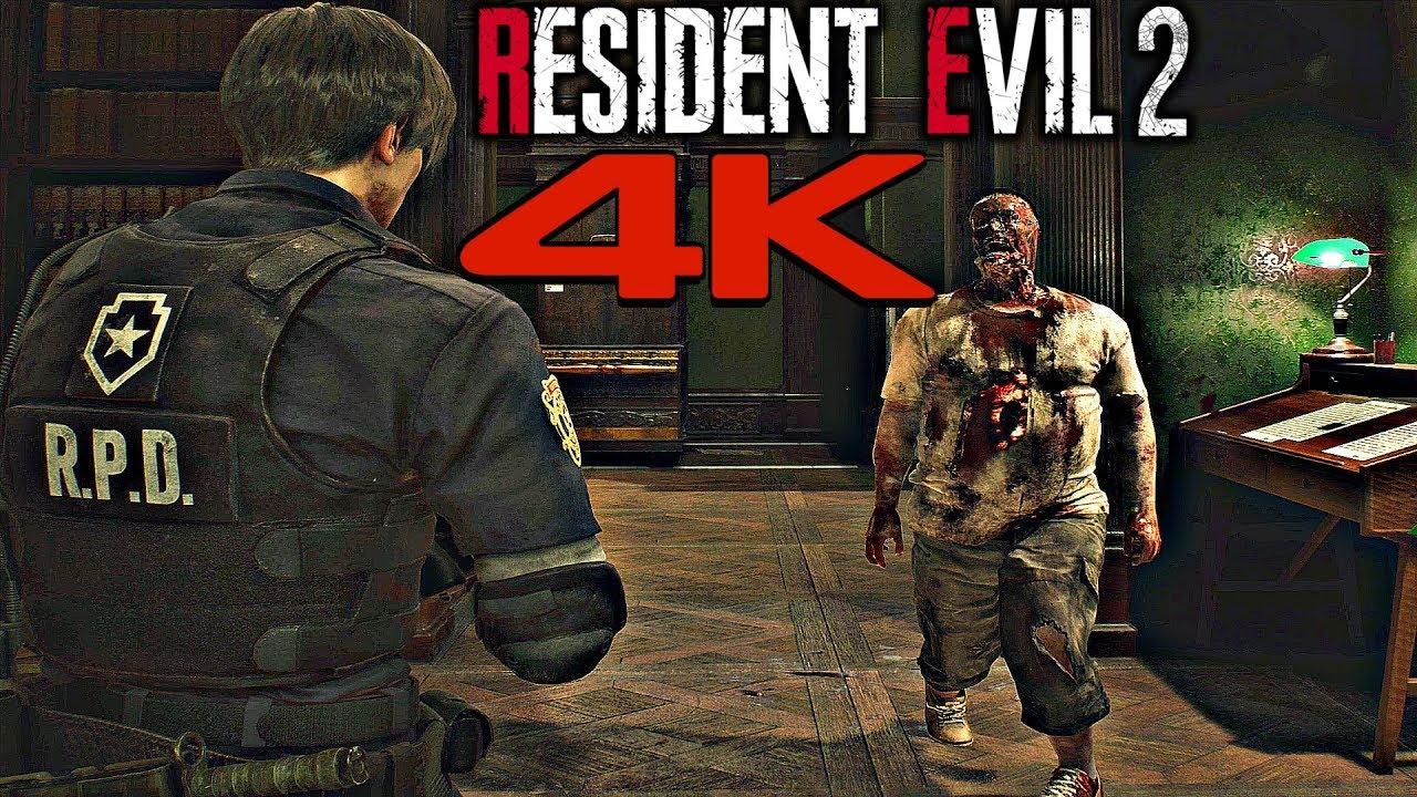 Resident Evil 2 Benchmarked - TechSpot