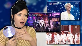 Cover images BTS Dionysus, Make It Right, Boy With Luv Comeback Special Reaction // itsgeorginaokay
