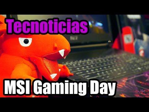 MSi Gaming Day y lanzamiento Laptops MSi en Mexico- Droga Digital