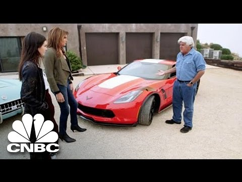 Kendall Jenner's '56 Corvette Is The Real Deal | Jay Leno's Garage | CNBC Prime