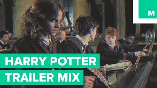 'The Hogwarts Club': Harry Potter as The Breakfast Club | Trailer Mix