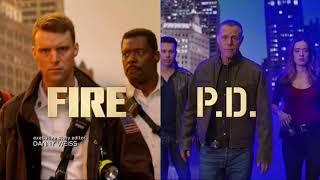 Полиция Чикаго 6 сезон, Медики Чикаго 4 сезон, Пожарные Чикаго 7 сезон - 15 серия - промо кроссовера