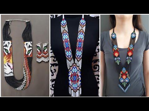 Geourgous Ukrainian Handmade Jewelry Design | Latest Style Jewelry Design | New handmade Jewelry