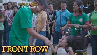 Front Row: Dalaga na may brittle bone disease, naglilingkod bilang SK Kagawad sa Davao