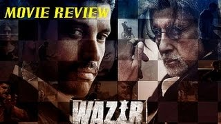 Wazir - Movie Review | Amitabh Bachchan | Farhan Akhtar | Bejoy Nambiar