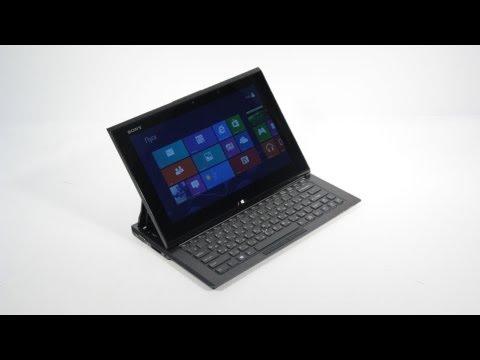 Видео обзор ультрабука-трансформера Sony VAIO Duo 11