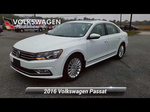 Certified 2016 Volkswagen Passat 1.8T SE w/Technology, Monroeville, NJ 194175A