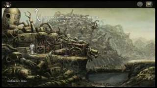 machinarium Demo (PC) Walkthrough