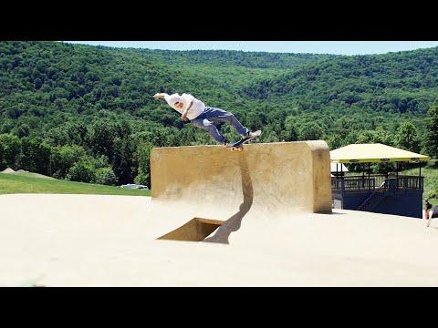 Jake Wooten at Woodward PA - 2021 Skate VIP