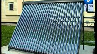 видео Здания с нулевым потреблением энергии (пассивные, здоровье)