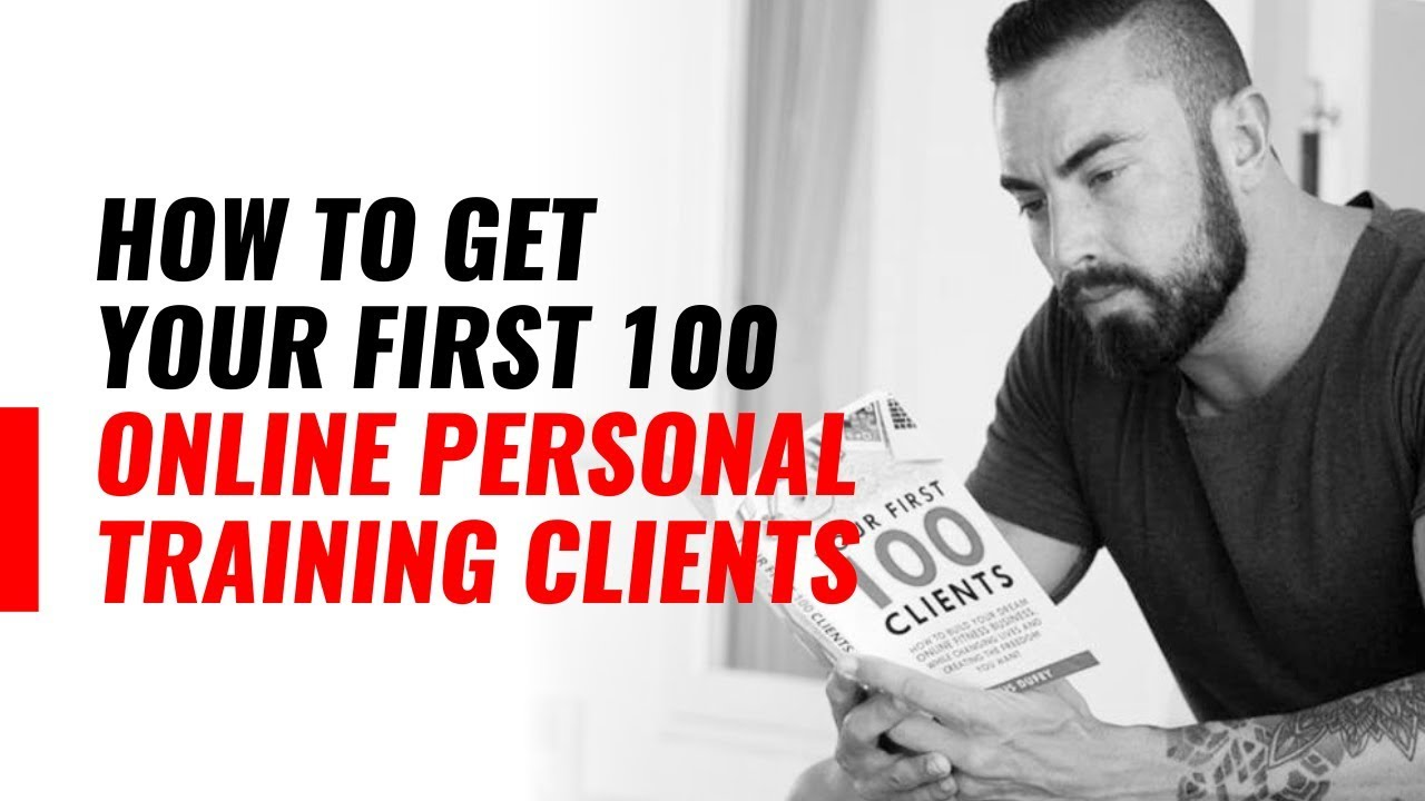 Your first 100 clients the online fitness business blueprint the online fitness business blueprint chris dufey malvernweather Images