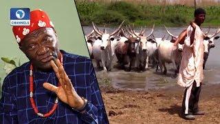Herdsmen Crisis Has The Capacity To Destroy Nigeria's Democracy - Nwodo