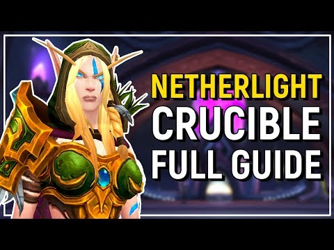 Patch 7.3: Netherlight Crucible Guide - Earn More Power & Customize Your Artifact!