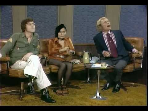 THE DICK CAVETT SHOW - John Lennon and Yoko Ono 9-8-1971