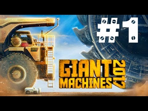 Giant Machines 2017 - Massive Industrial Machine Simulator!