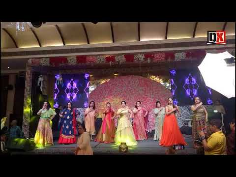 Best Bride Mother Performance | soni banno chan si chamke | Wedding choreography by DX Dance Xtreme