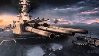 World of Warships Cinematic Trailer - E3 2013
