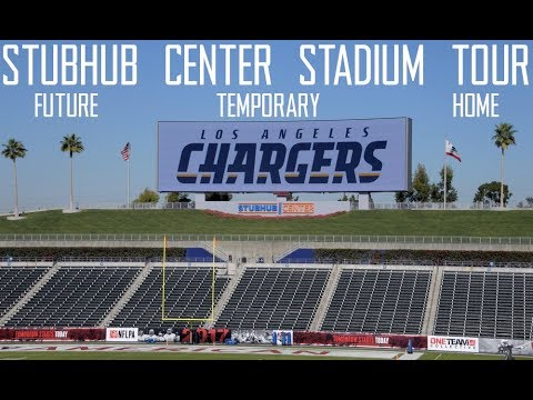 StubHub Center Stadium Tour | Future home LA NFL Chargers | Lumix G7