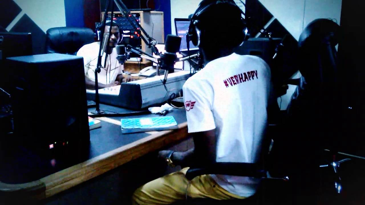 Exclusive interview with the LIVING WORD FAMILY [@livingwordlwf] on Inspiration FM Ibadan [@ifm1005]
