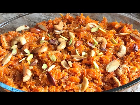 Carrot halwa recipe gajar ka halwa recipe