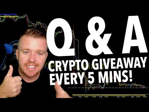 QUESTIONS ANSWERED! DIGIBYTE GIVEAWAY EVERY 5 MINS!