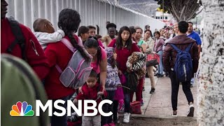 Many Families Separated At Border Wait To Be Reunited | Morning Joe | MSNBC