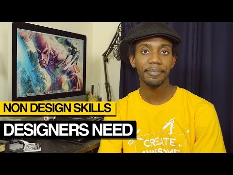 Non Design Skills Graphic Designers Need