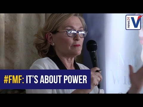 Fees Must Fall is about power, not fees - Helen Zille